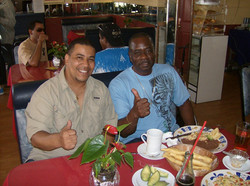 Wil And Love Fm's Brian Mossiah
