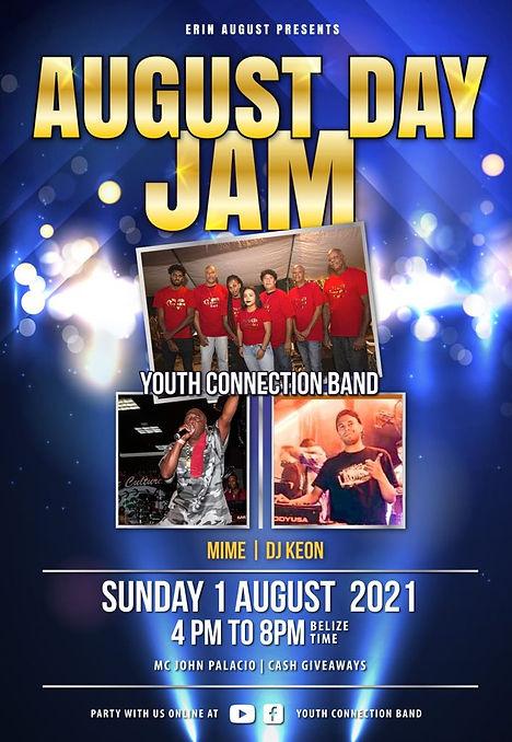 Sunday August 1st 2021