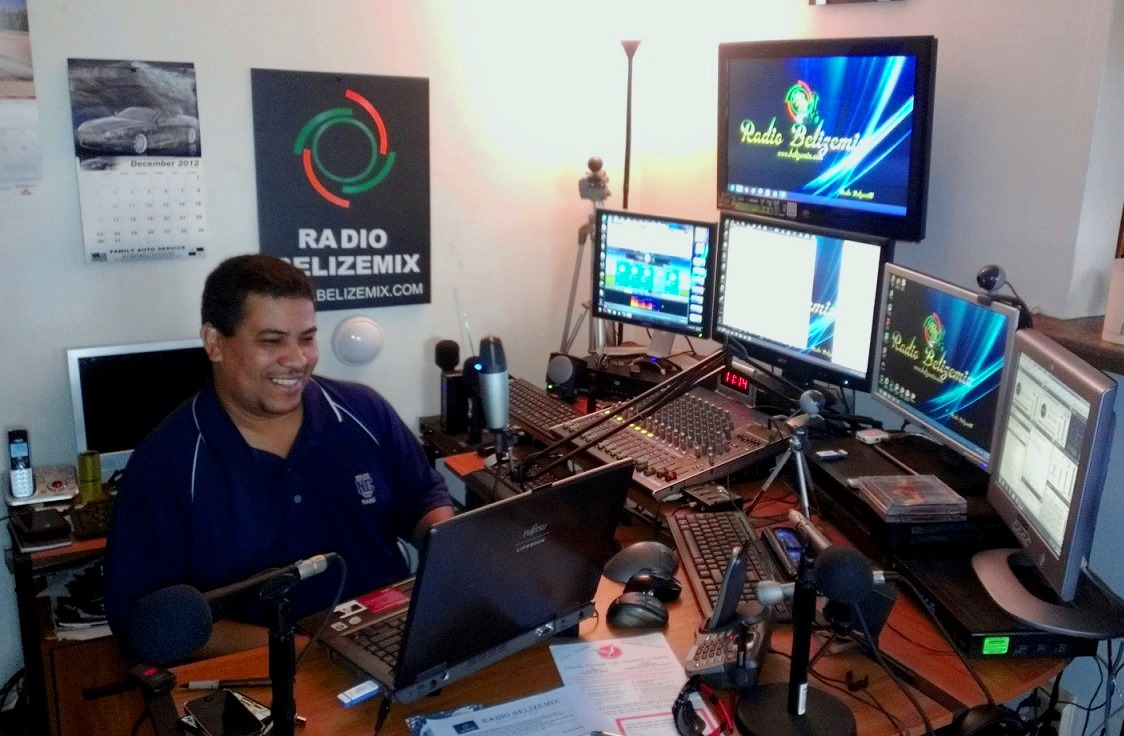 Wil In RBm studios