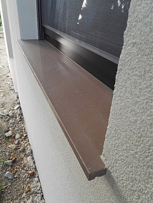 Fensterbänke aus Naturstein für die Steiermark - MDN Natursteine Graz