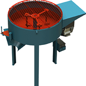 300 Litre Panmixer (Diesel Engine)