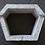 Thumbnail: JJJRWBEM Retaining Wall Block (Emerald Shape) MK3 Mould (340x220x450mm)