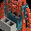 Thumbnail: M9 Cavity Block Hand Mould (190x190x390mm)