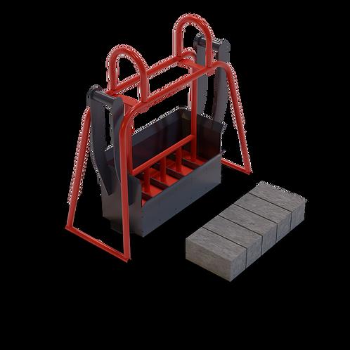 DIYAASB Super Brick Hand Mould (100x100x200mm)