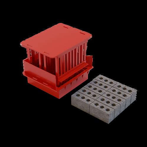 JJAAMXC Maxi Cavity Brick MK2 Mould (90x114x222mm)