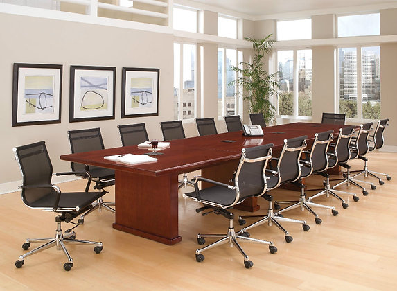 Full set of conference tables