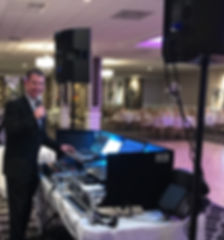 Disc Jockey entertainment services