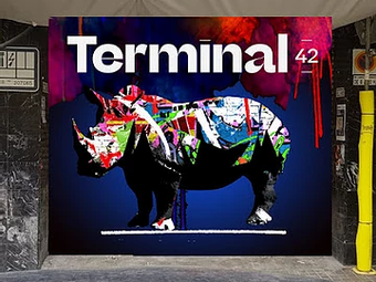 TERMINAL 42 IS OPEN NOW