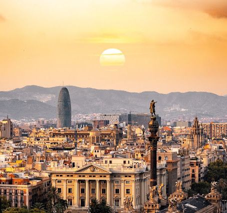 THE BEST BUSINESS HOTELS IN BARCELON