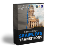 Seamless Transition Pack (Drag & Drop)