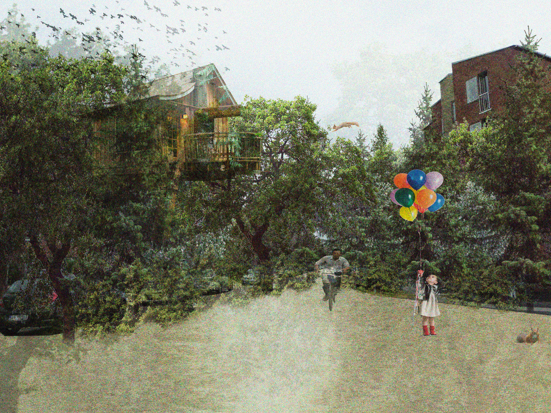 Urbanwilderness of Nørrebro