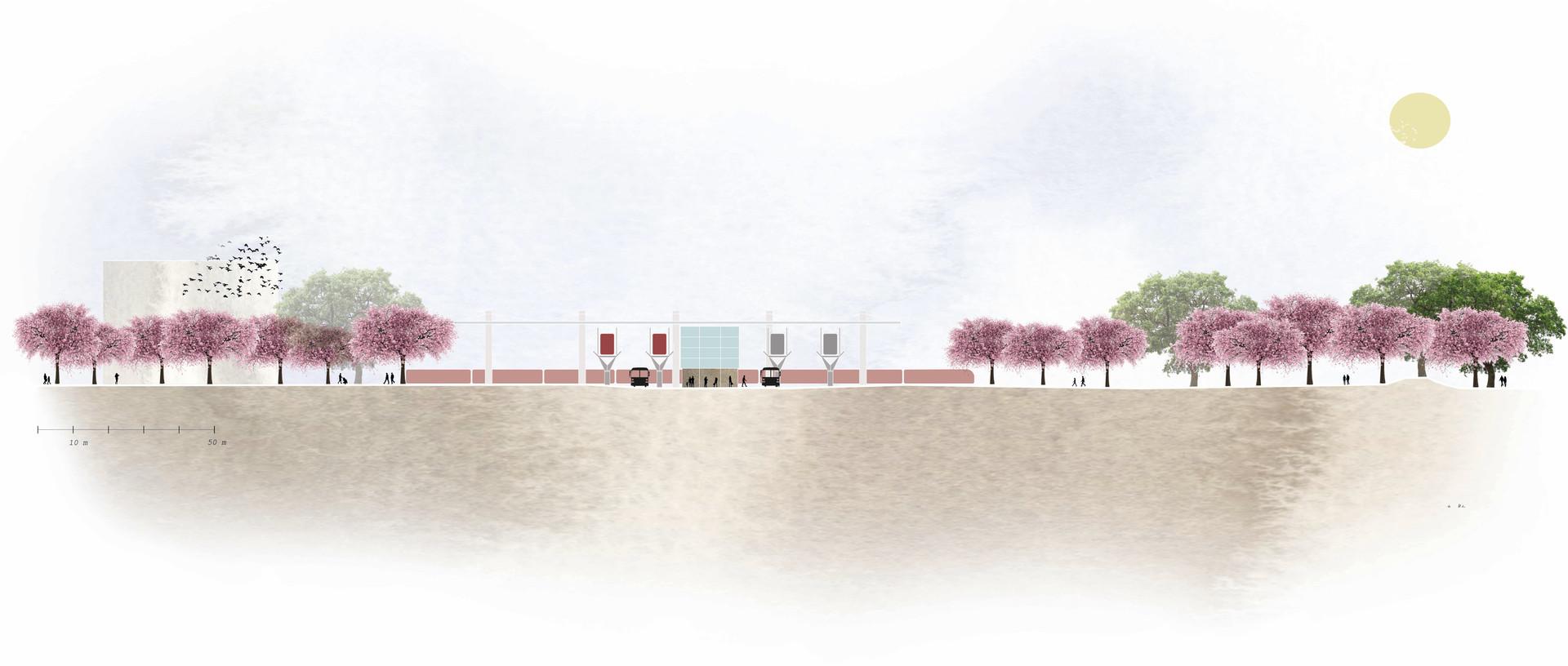 Magnoliadalen/Flintholmstation