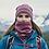 Thumbnail: BUFF® Knitted & Polar Neckwear - Edna Purple