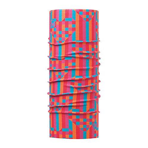 BUFF® Junior High UV Tubular Pixel Pink