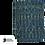 Thumbnail: BUFF® NECKWARMER KNITTED IDUN DENIM