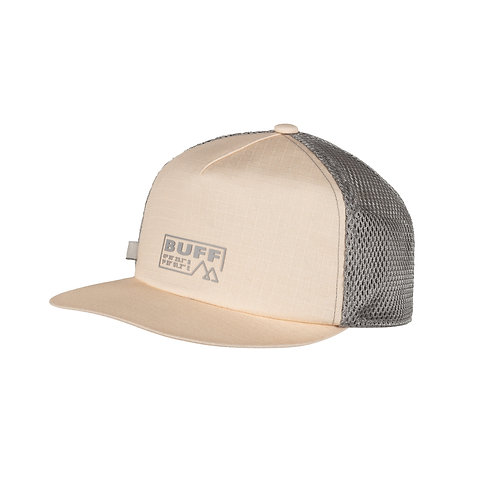 BUFF® Pack Trucker Cap - Solid Sand