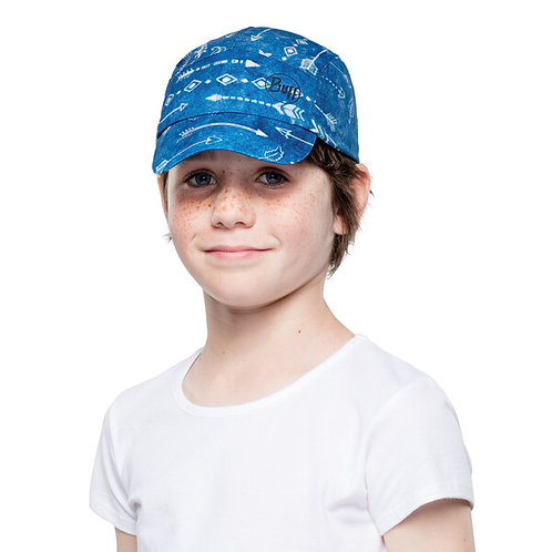 BUFF® PACK CAP JUNIOR -ARCHERY BLUE