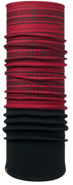 BUFF® WINDPROOF TUBULAR PICUS RED/BLACK