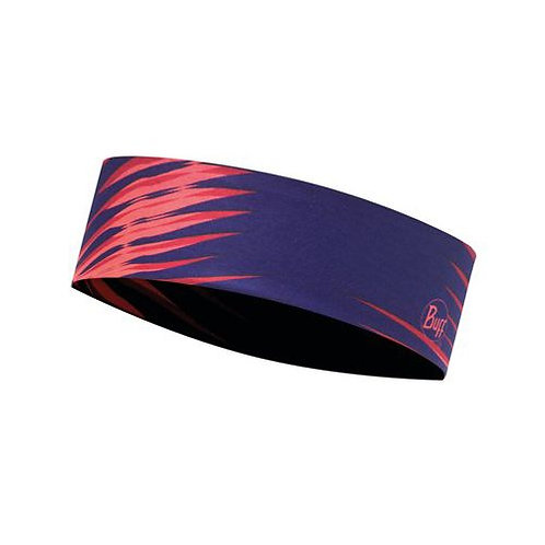 BUFF® UV Coolmax Headband Slim - PINK FLUOR