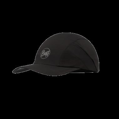 BUFF® PRO RUN CAP R-Solid Black