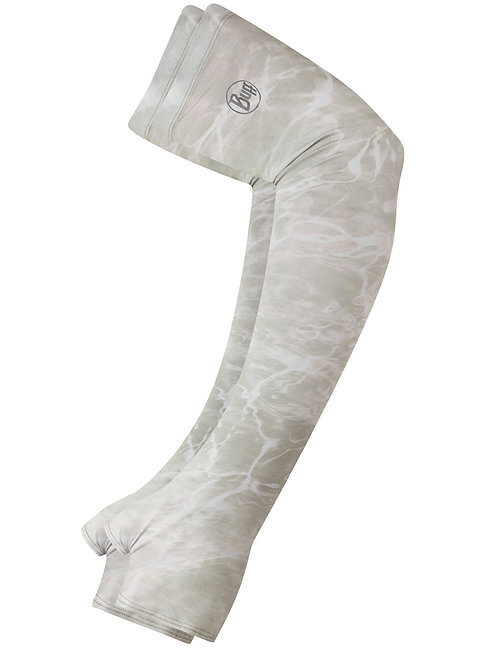 BUFF® UV+ COASTAL ARM SLEEVES MOSSY OAK - ELEMENT SAND
