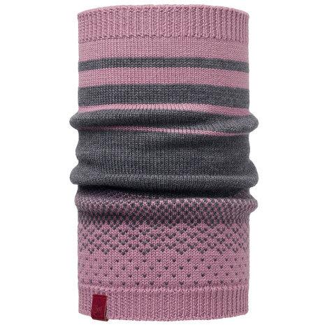 BUFF® Knitted Neckwarmer - Mawi Lilac Shadow