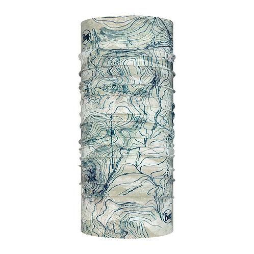 BUFF® COOLNET UV+ INSECT SHIELD TUBULAR - Shield Laudesilver Grey
