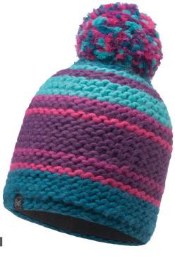 BUFF® Knitted & Polar Hat - DORIAN PURPLE