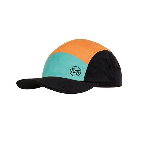 BUFF® 5 PANELS CAP JUNIOR - COLORBLOCK