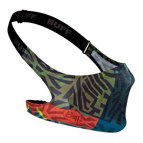 BUFF Kids Filter Mask - Stony Green