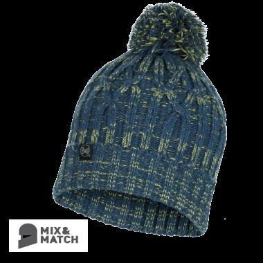 BUFF® Knitted & Polar Hat - IDUN DENIM