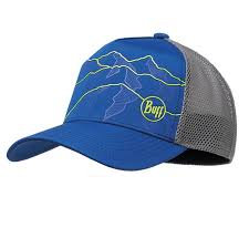 BUFF® Trucker Tech Cap Blue