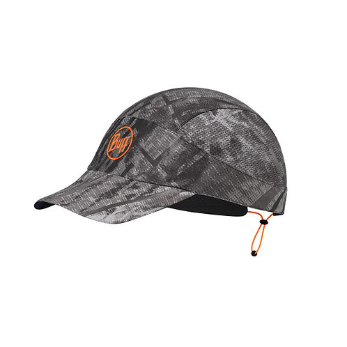 BUFF® PACK RUN CAP XL JUNGLE GREY
