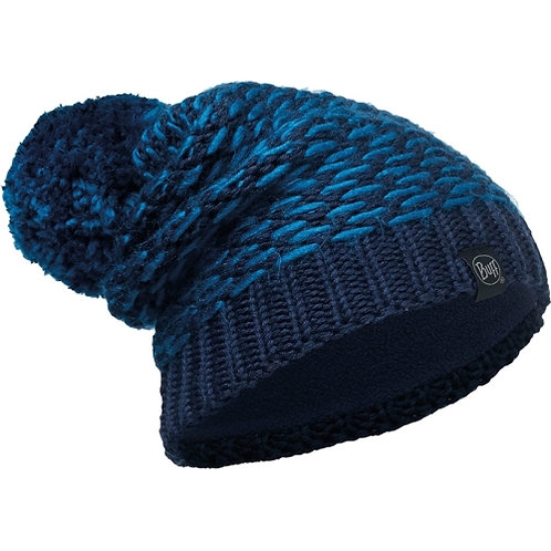 BUFF® KNITTED & POLAR HAT - DARK NAVY