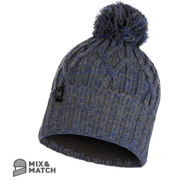 BUFF® Knitted & Polar Hat - IDUN GREY