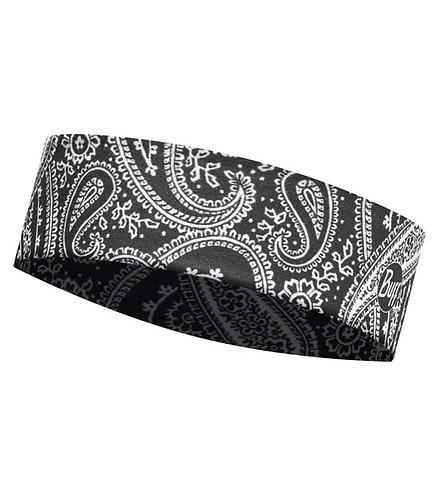 BUFF® UV Coolmax Headband Slim - CAIL BLACK