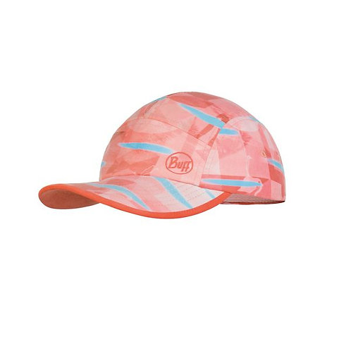 BUFF® 5 PANELS CAP JUNIOR - HEAVENS PINK