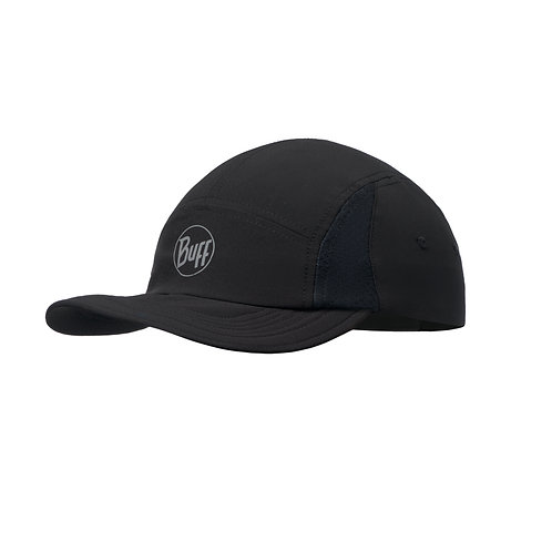 BUFF®RUN CAP SOLID BLACK