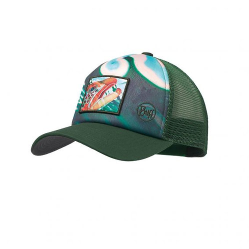 BUFF® TRUCKER CAP De Young Brown Trout