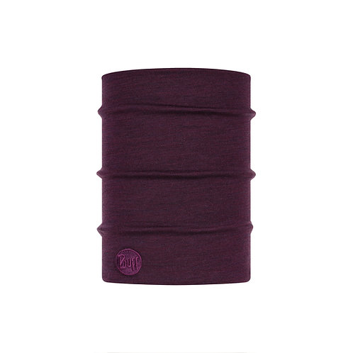 BUFF® Heavyweight Merino Wool - Purplish Multi Stripes