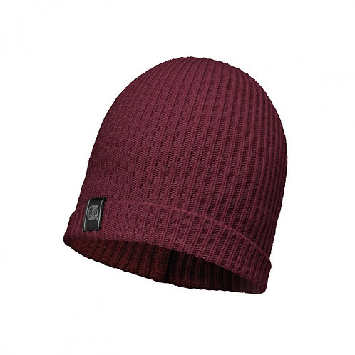 BUFF® KNITTED HAT  BASIC HAT WINE