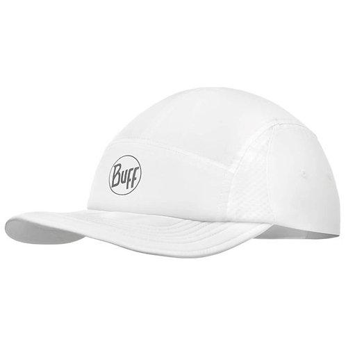BUFF®RUN CAP SOLID WHITE