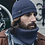 Thumbnail: BUFF® SNUD WINE/NAVY NECKWARMER