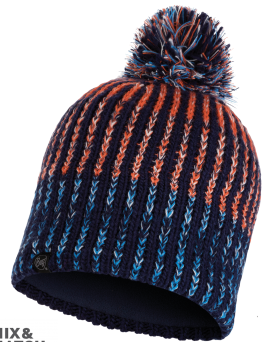 BUFF® KNITTED HAT IVER MEDIEVAL BLUE