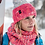 Thumbnail: BUFF® Knitted & Polar Hat - JANNA CLOUD