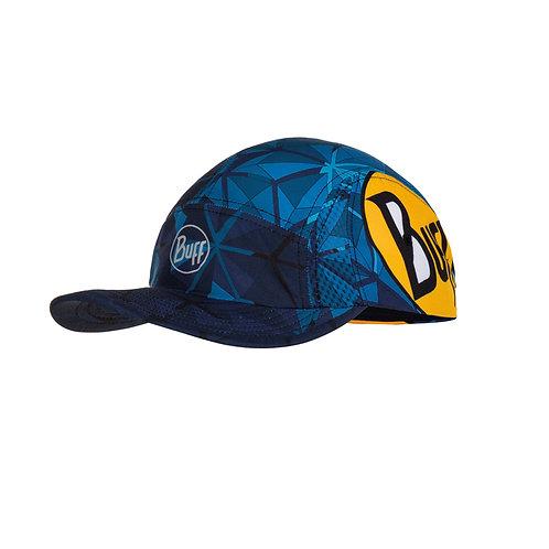 BUFF® PROTEAM RUN CAP R-HELIX OCEAN