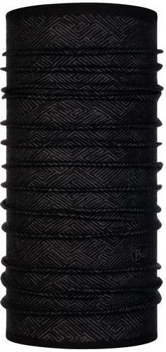 BUFF® Lightweight Merino Wool Tubular TOLUI BLACK