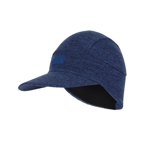 BUFF® Pack Merino Wool Fleece Cap - Olympian Blue