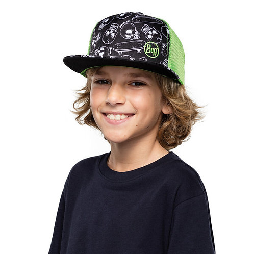 BUFF® TRUCKER CAP JUNIOR - BONE