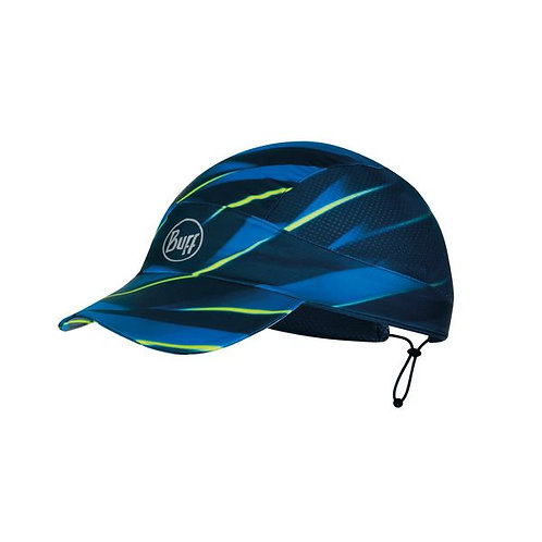 BUFF® PACK RUN CAP R-Focus Blue